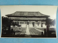 Chine Lot De 10 Photos - Lieux