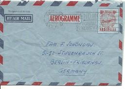 AEROGRAMME 1965 - Aerogrammes