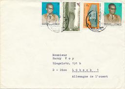 CONGO - KINSHASA  -  1971 - Dem. Republik Kongo (1964-71)