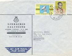 CONGO - KINSHASA  -  1972 - Dem. Republik Kongo (1964-71)