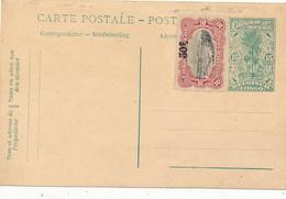 CONGO-BELGE / BELGISCH-KONGO - Carte Postale - Ganzsachen