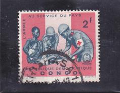 CONGO Kinshasa République Démocratique  Y. T. N° 605   Oblitéré - République Démocratique Du Congo (1997 -...)