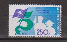 Indonesie Nr.1142 MNH ; Padvinderij, Scouting, Scoutisme, Scoutismo 1983 NOW MANY STAMPS INDONESIA VERY CHEAP - Padvinderij
