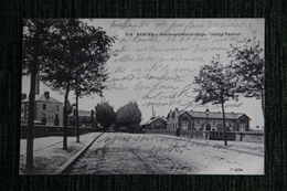 NANTES - Boulevard Victor HUGO, Institut PASTEUR - Nantes