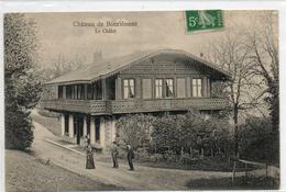 88   Château De BOURLEMONT  Le Chalet - Frankrijk