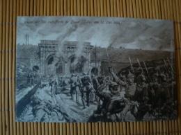 Sturm Der 181. Auf Porte De Douai (Lille) Am 12. Okt. 1914, Ungelaufen - War 1914-18