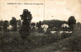AUMALE CHATEAU DE LA LONGUE RUE - Aumale