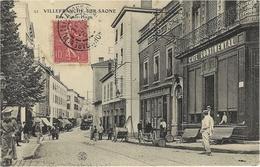 31- VILLEFRANCHE-SUR-SAONE -rue Victor-Hugo  -ed. Sigle CSs - Villefranche-sur-Saone