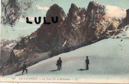 DEPT 05 : Les Trois Pic De Belledonne - France