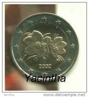 @Y@  Finland  2 Euro   2002  Circulatie - Finland