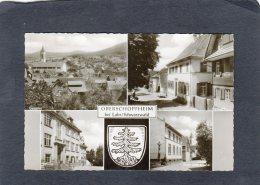 66396   Germania,   Gruss Aus Oberschopfheim/Baden Bei  Lahr/ Schwarzwald,  VGSB  1964 - Allemagne