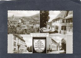 66396   Germania,   Gruss Aus Oberschopfheim/Baden Bei  Lahr/ Schwarzwald,  VGSB  1964 - Non Classés