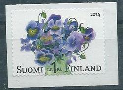 Finnland 2014 Mi 2313 Blumen Postfrisch