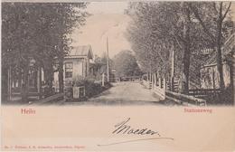 Heilo - Stationsweg - 1905 - Paesi Bassi