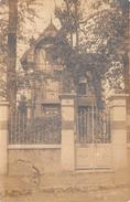 ¤¤  -  Carte-Photo Non Située  -  Villa , Maison    -  ¤¤ - Cartes Postales
