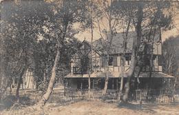 ¤¤  -  Carte-Photo Non Située  -  Villa , Maison Dans Les Bois    -  ¤¤ - Cartes Postales
