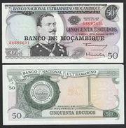 MOZAMBICO (MOZAMBIQUE, MOCAMBIQUE) : 50 Escudos - 1976 - P116 - UNC - Mozambique