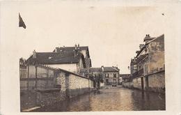 ¤¤  -  Carte-Photo Non Située   -  Quartier, Rue Inondée  -  Inondation   -  ¤¤ - Cartes Postales