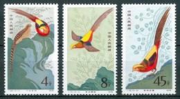 1979 Cina China Uccelli Birds Oiseux Set MNH** - Nuovi