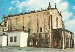 EVORA. Eglise Royale De Saint François. (scan Verso) - Evora