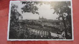 Dt Besetzg: AK Von Prag Böhmen Und Mähren Mit 60 H EF Aus Prag 25 Nach Leipzig 20.7.44 Knr: 93 - Briefe U. Dokumente