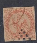 #113# COLONIES GENERALES N° 5 Oblitéré Cachet Maritime Rouge - Águila Imperial