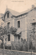 """¤¤   -   Carte Non Située  -  Villa """" MARIE - GENEVIEVE """"  -  Maison  -  ¤¤ - Cartes Postales"""