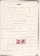 Macao - Collection Vendue Page Par Page - Timbres Oblitérés / Neufs * (avec Charnière) -Qualité B/TB - Macao