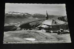 110- Zell Am See, Schmittenhöhe, Elisabeth Kapelle - Österreich