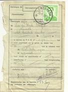 BELGIO-NAZARETH  TIMBRO --1970 - Errors And Oddities