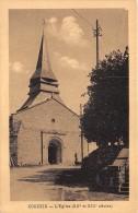 87 - HAUTE VIENNE / Couzeix - L'église - Autres Communes