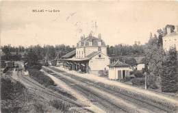 87 - HAUTE VIENNE / Bellac - La Gare - Bellac