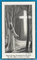 Bidprentje Van Alexa Leopoldine Vansimpsen - St-Truiden - Engelmanshoven - 1943 - 1953 - Images Religieuses