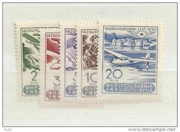1950 MNH Joegoslavië,, Postfris - 1945-1992 République Fédérative Populaire De Yougoslavie
