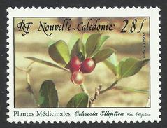 New Caledonia, 28 F. 1988, Scott # 578, MNH - New Caledonia