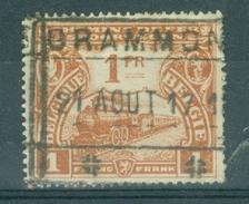 "BELGIE - OBP Nr TR 115 - Cachet  ""GRAMMONT"" - (ref. AD-8880) - 1915-1921"