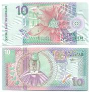 Surinam 10 Gulden 2000 Pick 147 UNC - Surinam