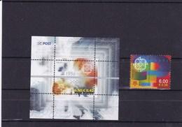 ESTONIE : Cinquantenaire De Europa / Y&T : ** : 507-BF 23 - Europa-CEPT