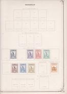 Uruguay - Collection Vendue Page Par Page - Timbres Oblitérés / Neufs * (avec Charnière) -Qualité B/TB - Uruguay