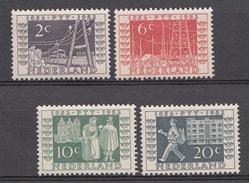 Pays-Bas 1952  Mi.nr: 593-596 Briefmarkenausstellung  NEUF Avec CHARNIERE / Ongebruikt - 1949-1980 (Juliana)