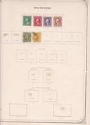 Etats Unis - Collection Vendue Page Par Page - Timbres Oblitérés / Neufs * (avec Charnière) -Qualité B/TB - United States
