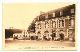 PLANCOËT - GARE - Hôtel De La Gare - N°20 Artaud éditeur - Plancoët