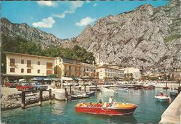LIMONE - Le Port.  (scan Verso). - Italie