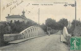 Vonnas Pont De Fer 01 - Other Municipalities