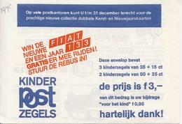 1083 / Blok Kinderzegels 1975 (100% Postfris / MNH) Met Envelop En Rebus - Period 1949-1980 (Juliana)