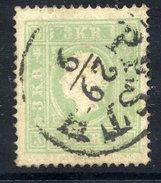 AUSTRIA 1859 3 Kr Type II  Used.  Michel 12 II - Used Stamps
