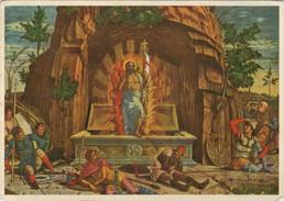 ANDREA  MANTEGNA    LA  RESURREZIONE      TOURS  MUSEE DES BEAUX  ARTS            (VIAGGIATA) - Paintings
