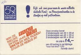 1107 / Blok Kinderzegels 1976 (100% Postfris / MNH) Met Envelop En Rebus - 1949-1980 (Juliana)