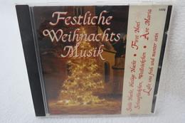 """CD """"Festliche Weihnachtsmusik"""" - Weihnachtslieder"""