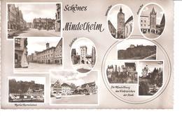 MINDELHEIM................VUES - Mindelheim